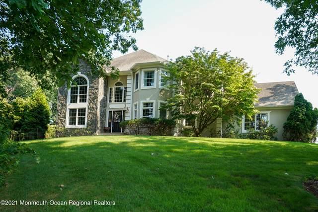 1800 Carriage Hill Drive, Wall, NJ 07719 (MLS #22124665) :: William Hagan Group
