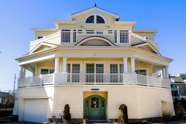 2 Tradewinds Lane, Sea Bright, NJ 07760 (MLS #21703431) :: The Dekanski Home Selling Team