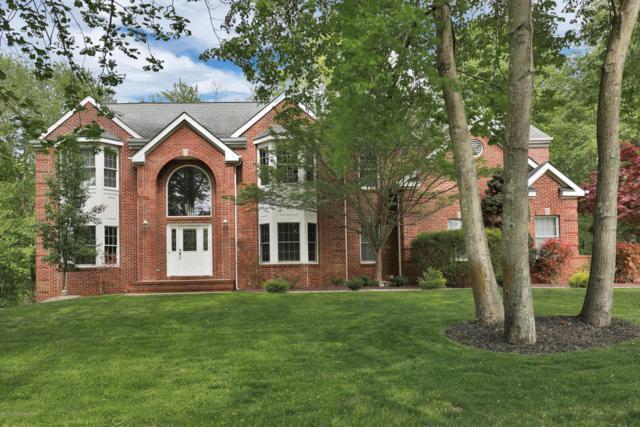 155 Gravel Hill Road, Manalapan, NJ 07726 (MLS #21711167) :: The Dekanski Home Selling Team