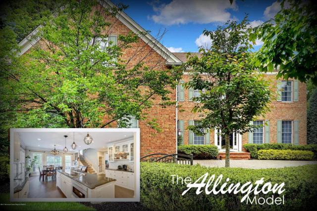 6 Sage Street, Holmdel, NJ 07733 (MLS #21720735) :: The Dekanski Home Selling Team