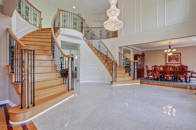 5 Etzkorn Court, Lincroft, NJ 07738 (MLS #21720922) :: The Dekanski Home Selling Team