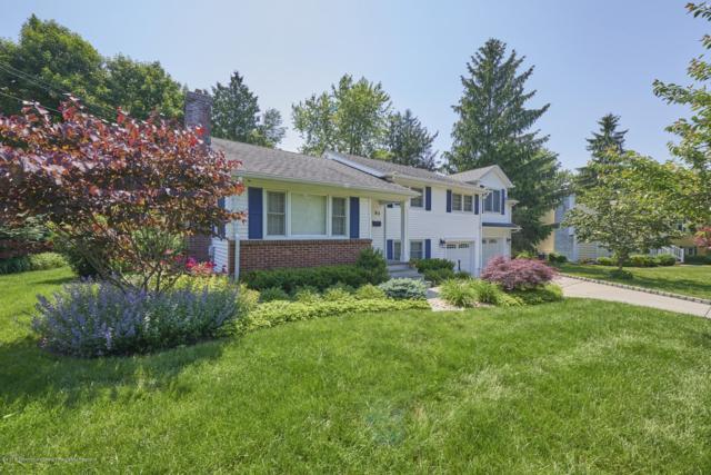 93 Spruce Drive, Fair Haven, NJ 07704 (MLS #21812166) :: The Dekanski Home Selling Team
