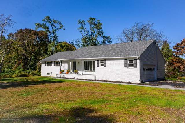29 Telegraph Hill Road, Holmdel, NJ 07733 (MLS #22025875) :: The Dekanski Home Selling Team