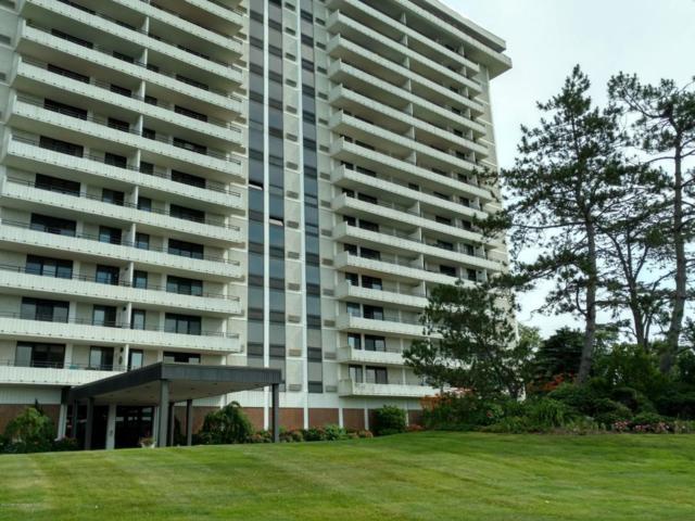 1 Channel Drive #707, Monmouth Beach, NJ 07750 (MLS #21718818) :: The Dekanski Home Selling Team