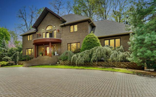 1 Tycor Run, Holmdel, NJ 07733 (MLS #21706811) :: The Dekanski Home Selling Team
