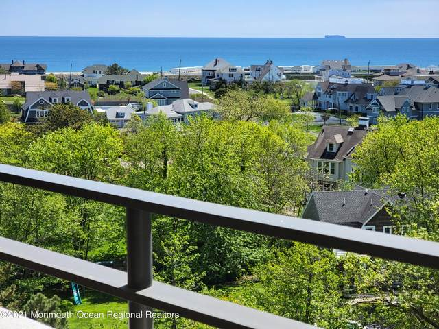 1 Channel Drive 912 And 913, Monmouth Beach, NJ 07750 (#22103890) :: Rowack Real Estate Team