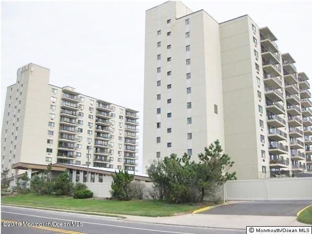 45 Ocean Avenue 6-D, Monmouth Beach, NJ 07750 (MLS #21636752) :: The Dekanski Home Selling Team