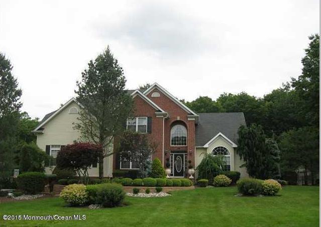 172 Windswept Lane, Freehold, NJ 07728 (MLS #21544068) :: The Dekanski Home Selling Team