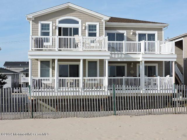 239 Beach Front Road #1, Manasquan, NJ 08736 (MLS #21544502) :: The Dekanski Home Selling Team