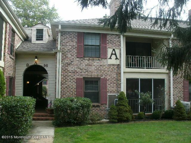1838 State Route 35 #10, Wall, NJ 07719 (MLS #21622167) :: The Dekanski Home Selling Team