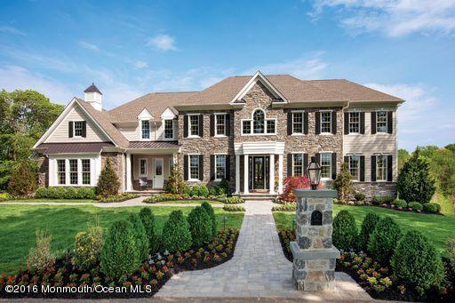 5 Exeter Way, Holmdel, NJ 07733 (MLS #21625624) :: The Dekanski Home Selling Team