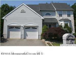 9 Angelique Court, Morganville, NJ 07751 (MLS #21630419) :: The Dekanski Home Selling Team