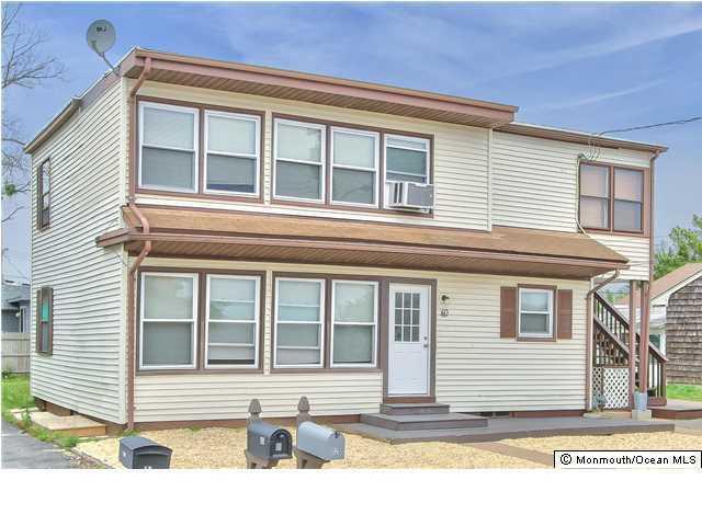 40 Bay Shore Drive, Toms River, NJ 08753 (MLS #21635777) :: The Dekanski Home Selling Team