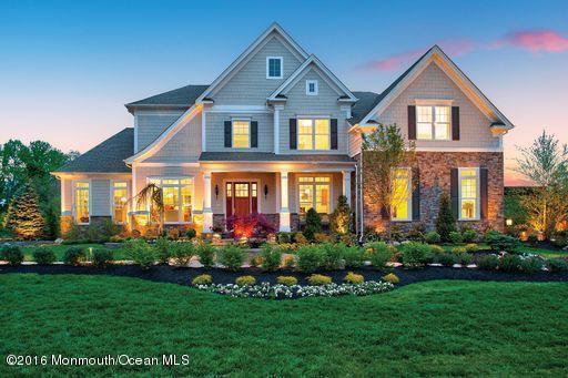 7 Castleford Way, Lincroft, NJ 07738 (MLS #21646720) :: The Dekanski Home Selling Team