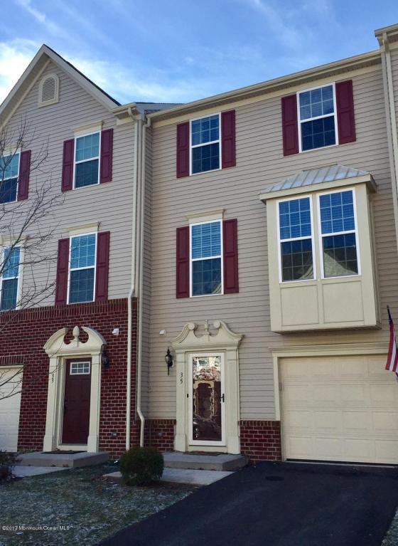 35 Michael Drive, Tinton Falls, NJ 07712 (MLS #21701733) :: The Dekanski Home Selling Team