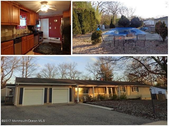 1116 Ruby Drive, Toms River, NJ 08753 (MLS #21703132) :: The Dekanski Home Selling Team