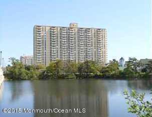 787 Ocean Avenue #310, Long Branch, NJ 07740 (MLS #21705532) :: The Dekanski Home Selling Team