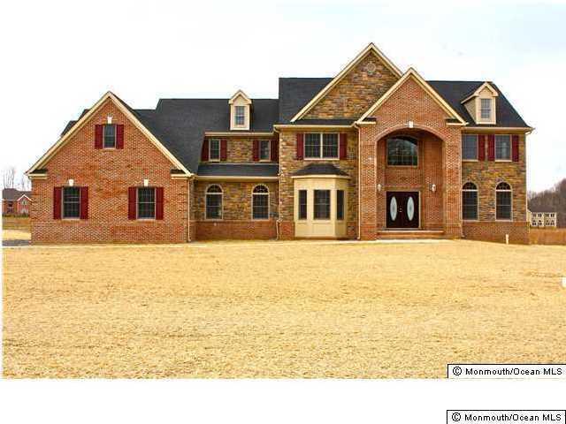 5 Center Hill Drive, Millstone, NJ 08510 (MLS #21708010) :: The Dekanski Home Selling Team