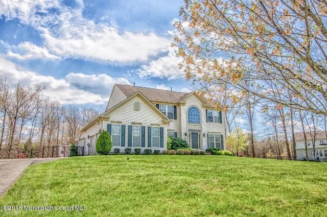 20 Cranberry Court, Jackson, NJ 08527 (MLS #21708144) :: The Dekanski Home Selling Team