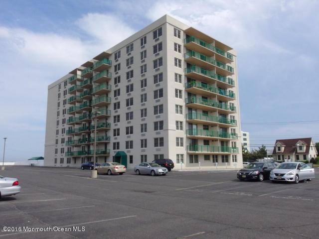 480 Ocean Avenue 4K, Long Branch, NJ 07740 (MLS #21709315) :: The Dekanski Home Selling Team