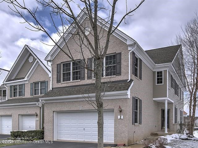 2 Inwood Drive, Manalapan, NJ 07726 (MLS #21709897) :: The Dekanski Home Selling Team