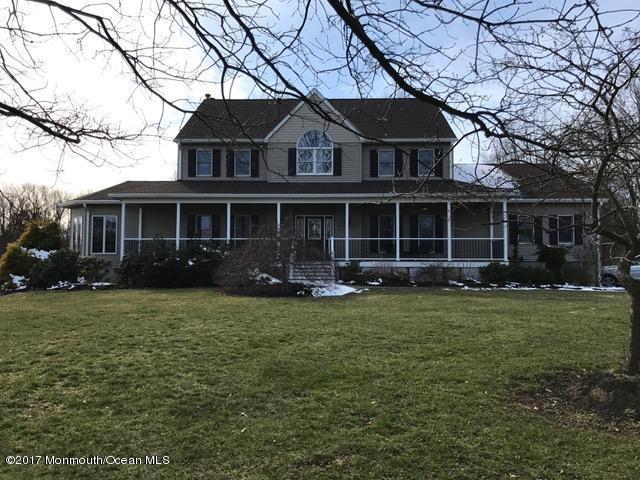 8 Dressage Court, Millstone, NJ 08535 (MLS #21710476) :: The Dekanski Home Selling Team