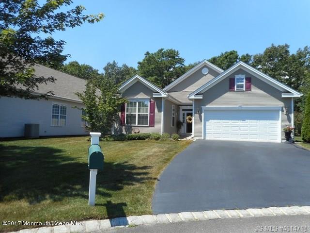 461 Golf View Drive, Little Egg Harbor, NJ 08087 (MLS #21712302) :: The Dekanski Home Selling Team