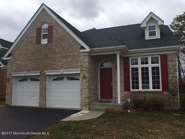 117 Marshfield Hills Boulevard, Barnegat, NJ 08005 (MLS #21712452) :: The Dekanski Home Selling Team