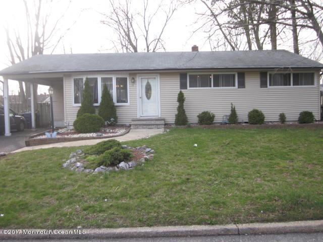 15 W Jumping Brook Road, Neptune Township, NJ 07753 (MLS #21713277) :: The Dekanski Home Selling Team