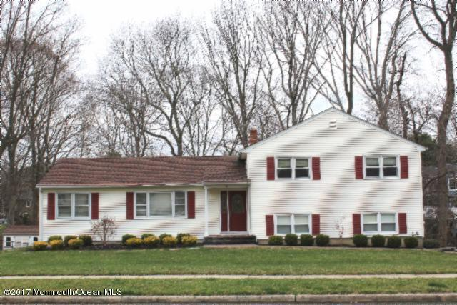 20 Hawthorne Road, Middletown, NJ 07748 (MLS #21713449) :: The Dekanski Home Selling Team