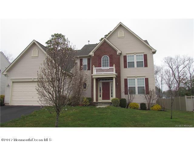 7 Penny Lane, Little Egg Harbor, NJ 08087 (MLS #21713859) :: The Dekanski Home Selling Team