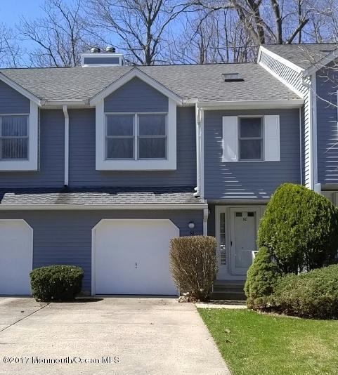 60 Essex Drive L, Little Silver, NJ 07739 (MLS #21715410) :: The Dekanski Home Selling Team