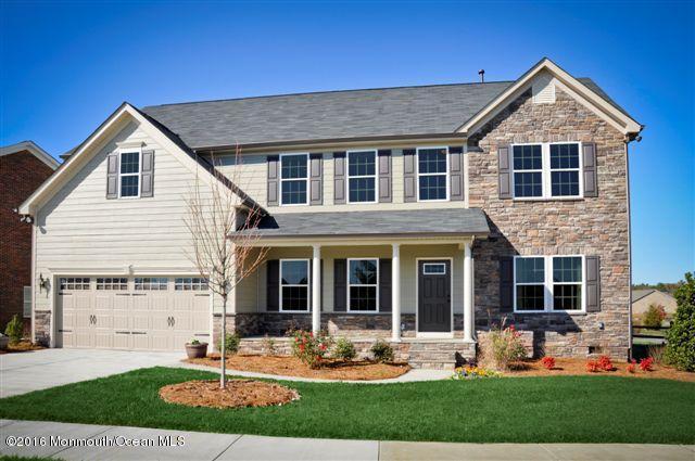 192 Emerson Lane, Barnegat, NJ 08005 (MLS #21717415) :: The Dekanski Home Selling Team