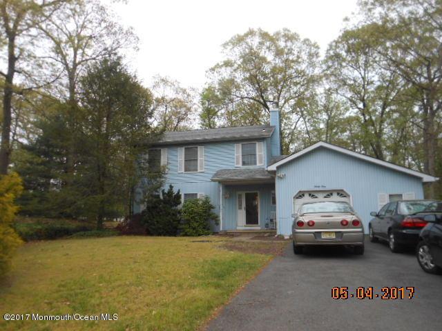93 Hickory Hill Road, Jackson, NJ 08527 (MLS #21717661) :: The Dekanski Home Selling Team