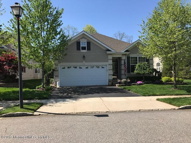 6 Hartack Road, Manalapan, NJ 07726 (MLS #21717707) :: The Dekanski Home Selling Team