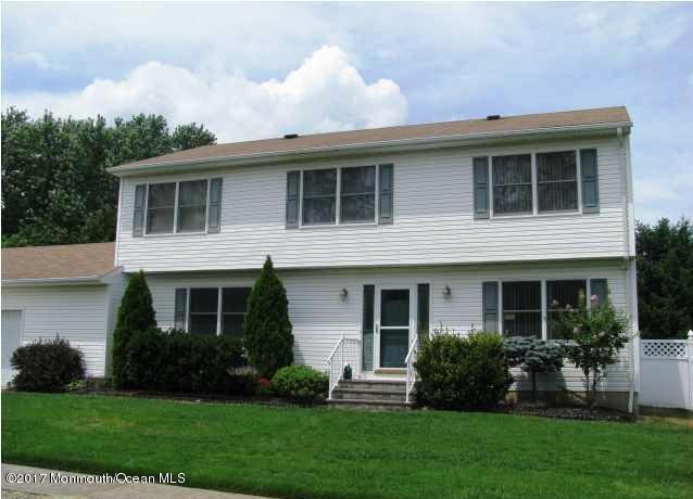 540 Brentwood Road, Forked River, NJ 08731 (MLS #21718041) :: The Dekanski Home Selling Team