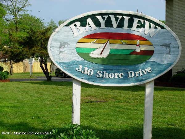 330 Shore Drive #7, Highlands, NJ 07732 (MLS #21718859) :: The Dekanski Home Selling Team