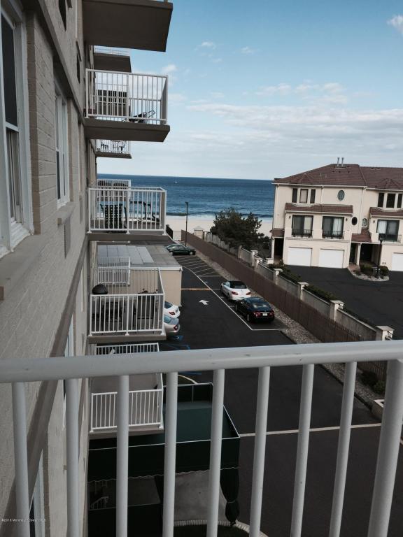 675 Ocean Avenue 4F, Long Branch, NJ 07740 (MLS #21719485) :: The Dekanski Home Selling Team