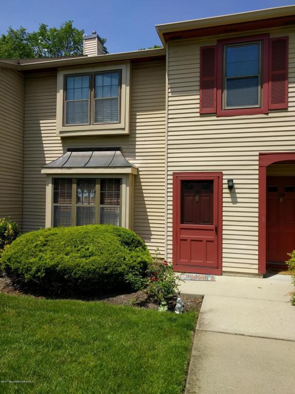 255 Grassmere Court, Aberdeen, NJ 07747 (MLS #21719508) :: The Dekanski Home Selling Team