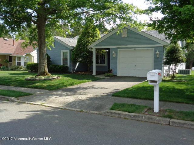 53 Sheffield Drive, Lacey, NJ 08734 (MLS #21719636) :: The Dekanski Home Selling Team