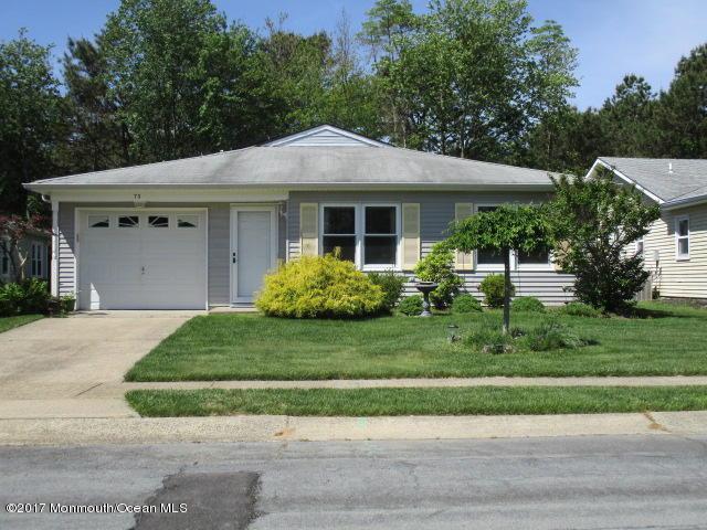 73 Meadowbrook Road, Brick, NJ 08723 (MLS #21719909) :: The Dekanski Home Selling Team