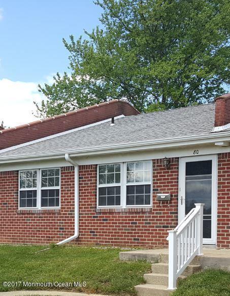 80 Bayview Court #108, Brick, NJ 08724 (MLS #21720060) :: The Dekanski Home Selling Team