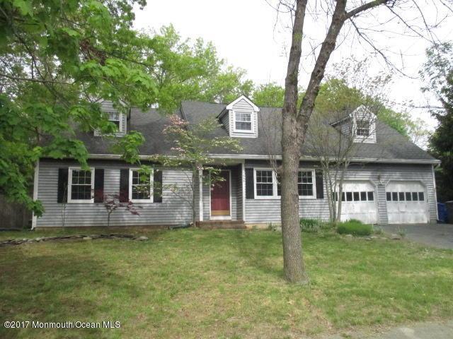 958 Cedar Grove Road, Toms River, NJ 08753 (MLS #21721094) :: The Dekanski Home Selling Team