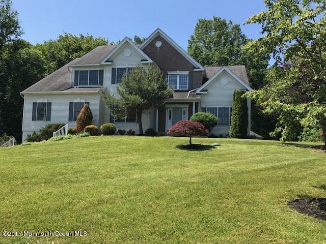 4 Lahaway Court, Cream Ridge, NJ 08514 (MLS #21721624) :: The Dekanski Home Selling Team