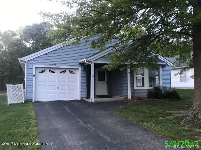 140 Pine Oak Boulevard, Barnegat, NJ 08005 (MLS #21721712) :: The Dekanski Home Selling Team