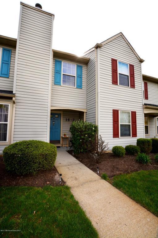 16 Stuart Drive #2, Freehold, NJ 07728 (MLS #21722446) :: The Dekanski Home Selling Team