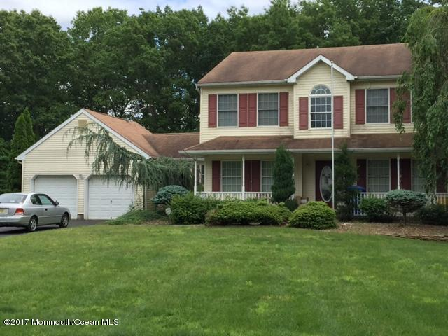 3 Marlin Court, Jackson, NJ 08527 (MLS #21722619) :: The Dekanski Home Selling Team