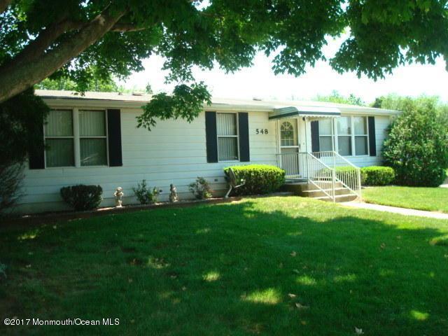 548 James Street, Freehold, NJ 07728 (MLS #21723168) :: The Dekanski Home Selling Team
