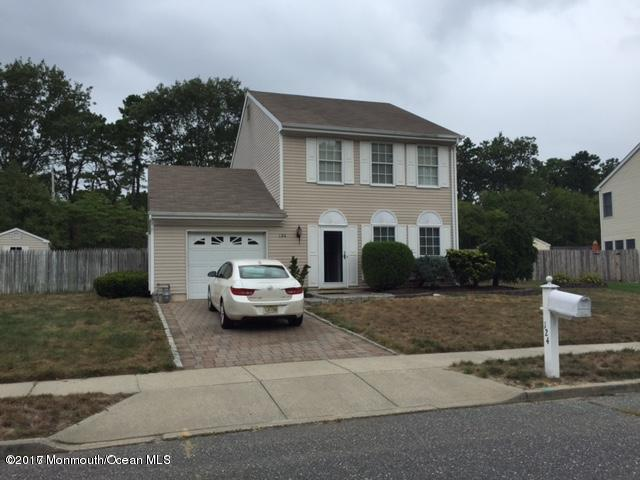 124 Spruce Circle, Barnegat, NJ 08005 (MLS #21723230) :: The Dekanski Home Selling Team