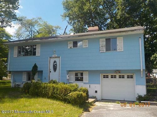 134 Darien Road, Howell, NJ 07731 (MLS #21723363) :: The Dekanski Home Selling Team